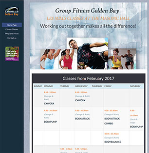 Group Fitness GB