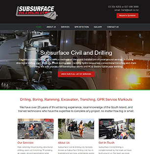 Subsurface Civil & Drilling