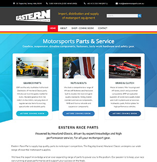 Eastern Race Parts