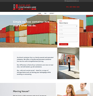 Auckland Container Hire
