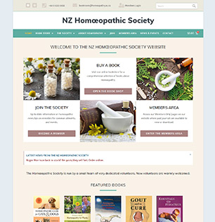 NZ Homeopathic Society